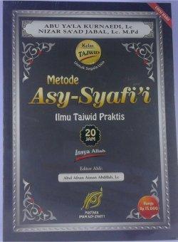 Pustaka Imam Asy-Syafi'i - Metode Asy-Syafi'i Ilmu Tajwid praktis