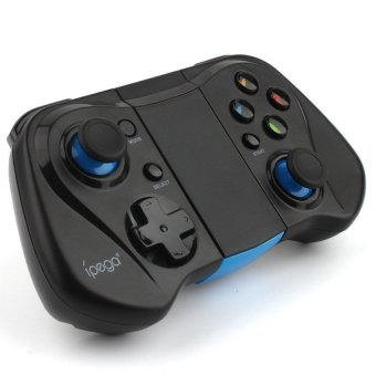 Ipega 2.4G Bluetooth Game Controller Gamepad Joystick for Android and iOS - PG-9035 - Black
