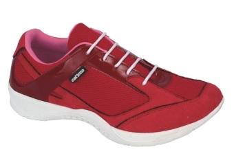 harga Catenzo Running/Badminton/Volley/Sepatu Senam 304 HM 006 - Merah Lazada.co.id