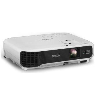 Epson EB-X36 Projector - 3600 ANSI - XGA 1024x768 - 15.000:1 - Keystone Slider - 10.000 hours - Putih