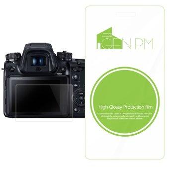 harga Genpm High Glossy Screen Protector for Samsung Nx Mini Lazada.co.id