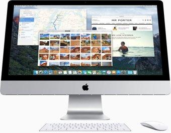 Apple iMac MK452ID/A Resmi Indonesia - 21.5