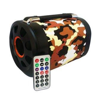 Advance Speaker Portable TP700 - Coklat