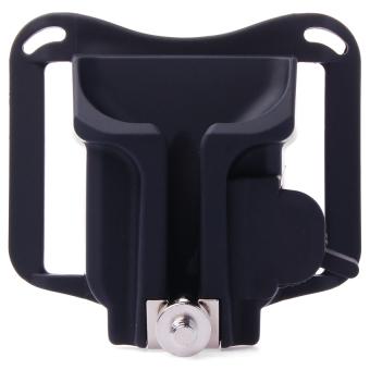 harga Fast Loading Camera Holster Waist Belt Buckle Button Mount For DSLRCamera - Intl Lazada.co.id