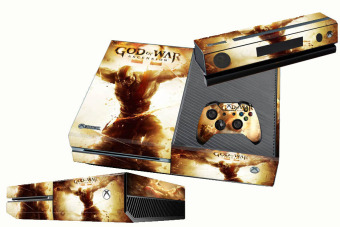 War Custom Sticker for Xbox One Console and Controller Skins (Intl)