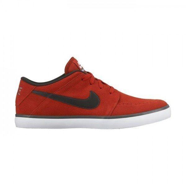 harga Nike Sepatu Casual Suketo Leather 525311-601 - Merah Lazada.co.id