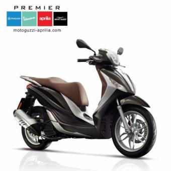 harga Piaggio - Medley ABS I-Get - Green (Verde Muschio)- OTR Jakarta Lazada.co.id