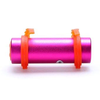 Swimming Diving Water Waterproof 8GB MP3 Player FM Radio Earphone (Pink) (Intl)