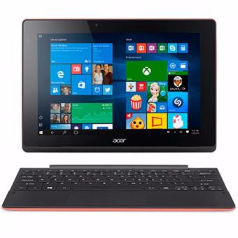 Jual Acer Aspire Switch 10E SW3-013 - 500GB HDD/10.1/Win10/McAfee) - Coral Red