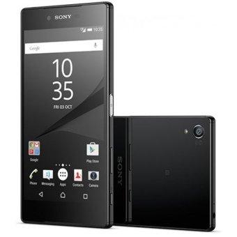 Sony Xperia Z5 Premium Dual E6883 - RAM 3GB 23 MP - 32GB - Hitam