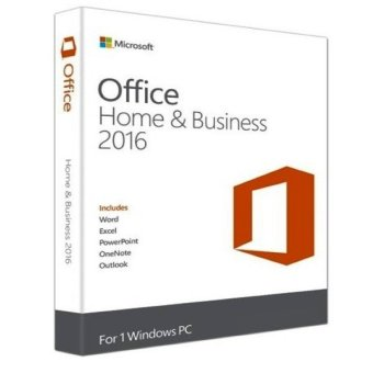 Microsoft Office Home & Business 2016 1 PC