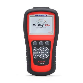 Autel MaxiDiag Elite MD802 Scan Tool for All System with Data Stream- Intl