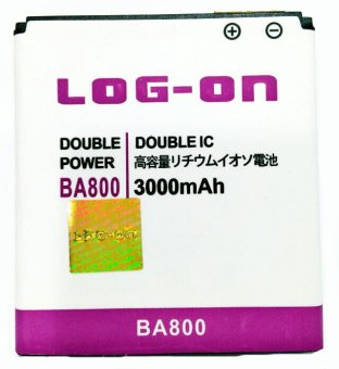 Log On Battery For Sony BA 800 for Sony Xperia S / LT26i / Nozomi / ARC HD terpercaya