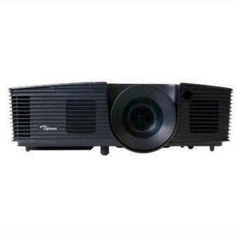 Optoma DLP Projector X312 Full 3D XGA 3200 Lumen - Hitam
