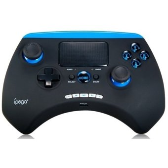Ipega Bluetooth Game Controller with TouchPad PG-9028 - Hitam