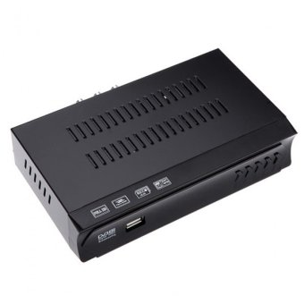 New Full HD DVB-S2 Digital Video Broadcasting Satellite Receiver Set-up Box Compatible with DVB-S/Mpeg-4 Supports BISS Key for TV HDTV