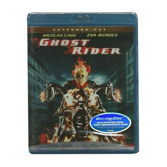 Sony Pictures Ghost Rider Blu-ray Extended Cut