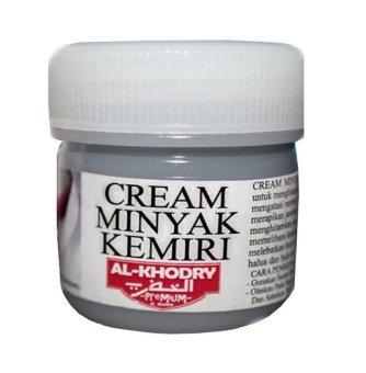Cream Minyak Kemiri Al Khodry Penumbuh Rambut