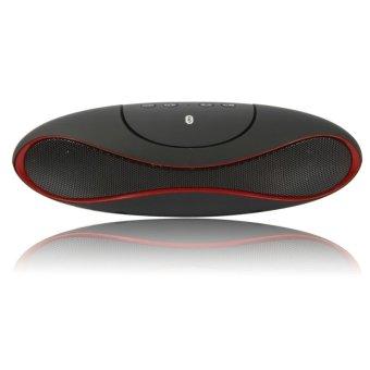 BTK1015 Bluetooth Speaker (Red)