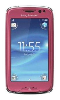 Sony Ericsson CK15i - 100MB - Merah Jambu