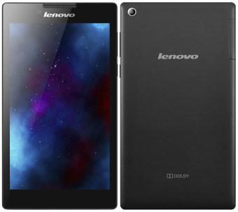 Lenovo TAB 2 A7 - 8 GB - Ebony Black