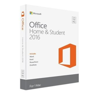 Microsoft Home & Student 2016 For Mac