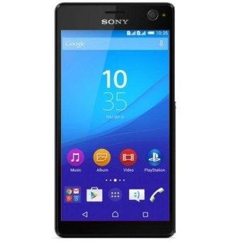 Sony Xperia C4 E5333 - 16 GB - Hitam
