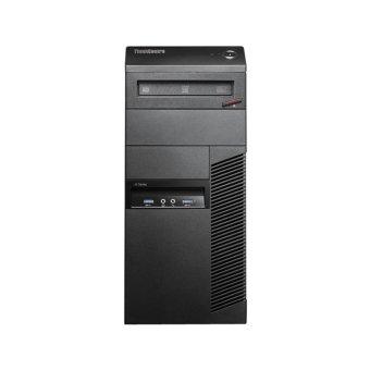 Lenovo Thinkcenter M83-7UIA - 4GB - Intel Core i3 - Hitam