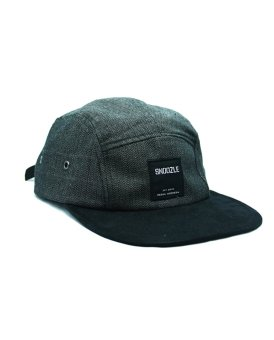 harga Snoozle Five Panel Raven - Abu-Abu Lazada.co.id