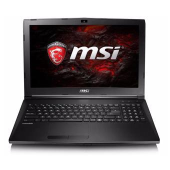 Jual MSI GL62 - i7 7700HQ/ 8GB/ 128GB SSD + 1TB HDD/ GTX1050 4GB/ DOS/ 15.6FHD