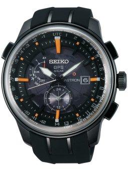 harga Seiko Astron GPS Solar 7X Series SAS035 - Jam Tangan Pria - Hitam Lazada.co.id