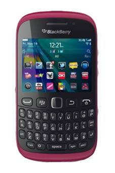 Refurbished Blackberry 9320 Amstrong 512MB - Pink - Grade C