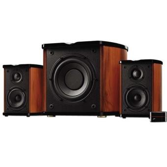 Swans HiVi M50W High-End 2.1 Active Desktop Speakers