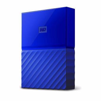 Jual WD My Passport New Portable Hard Drive 1TB - Biru Harga Termurah Rp 1100000. Beli Sekarang dan Dapatkan Diskonnya.