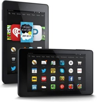 Amazon Kindle Fire HD6 - 8GB - WiFi Only - Hitam