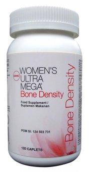 GNC Women's Ultra Mega Bone Density - 120 Kaplet