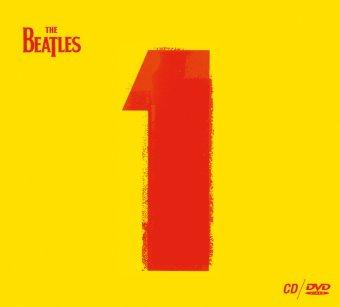 Universal Music Indonesia The Beatles - 1 - CD + DVD