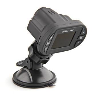 JOR 1080P Vehicle Car Dashboard HD DVR Camera Video Recorder 1.5Inch LCD Screen (Black)- Intl