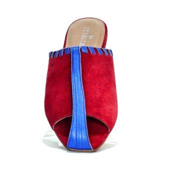 harga Heureux - Sepatu Sendal Wanita 035 Ksr - Red Lazada.co.id