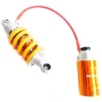 RajaMotor Aksesoris Motor Scarlet Monoshock Belakang Tabung 205mm Yamaha Jupiter MX - Kuning