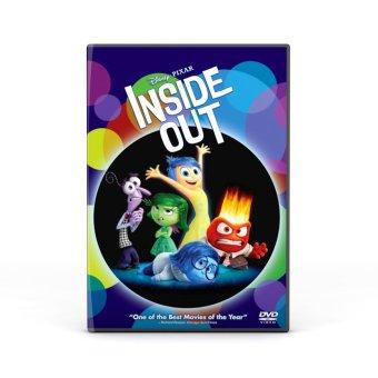 DVD Disney Inside Out