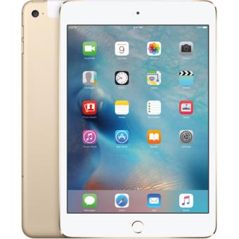Apple iPad Mini 4 Cellular & Wifi - 64GB - Gold