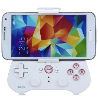 Wireless Game Controller (White) (Intl)