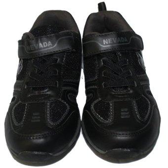 Nevada Sepatu Anak - Hitam