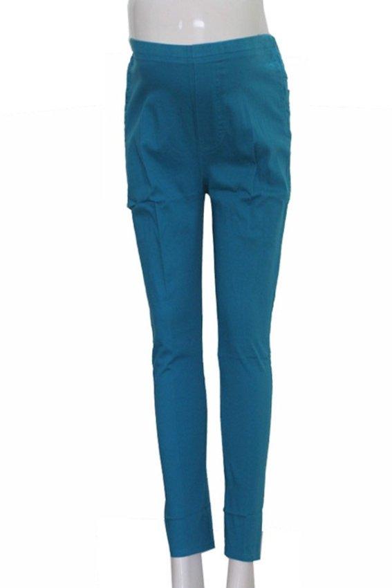 HMILL Pencil Pants - Sea Biru