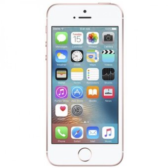 Apple iPhone SE 16GB - Rose Gold - Garansi Internasional