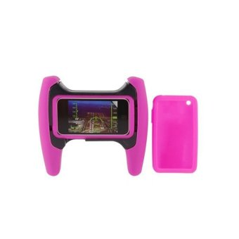 Game Grip Controller Silicone Cases Pink