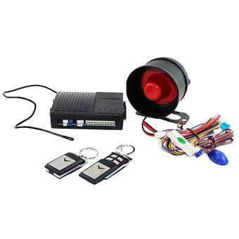 OTOmobil Alarm Mobil Premium Tuk-Tuk Set Komplit Kunci Remote Control IN