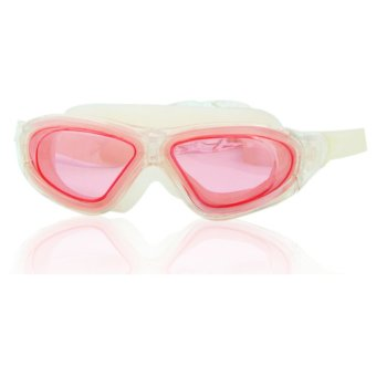 Swimming Glasses Anti-fog Swimming Goggles Great for Women (Pink) (Intl)