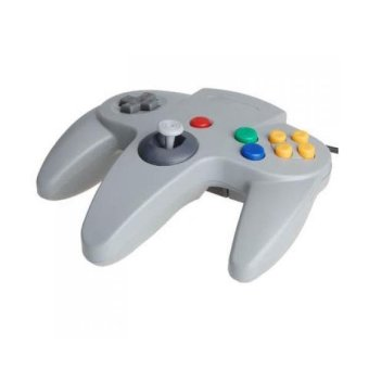 BolehDeals Game Controller Gamepad Joystick for Nintendo 64 N64